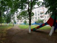 Набережные Челны, Парковый переулок, дом 6. многоквартирный дом