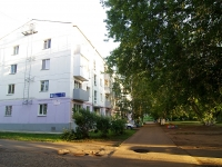 Naberezhnye Chelny, Parkoviy alley, house 10. Apartment house