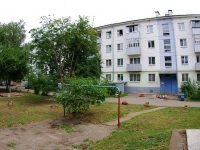Naberezhnye Chelny, Parkoviy alley, house 14. Apartment house
