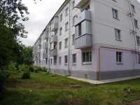 Naberezhnye Chelny, Parkoviy alley, house 16. Apartment house