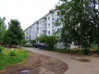 Набережные Челны, Парковый переулок, дом 16. многоквартирный дом