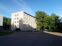 Naberezhnye Chelny, Shadrin alley, house 2. hostel