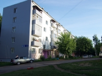 Naberezhnye Chelny, Shadrin alley, house 4. Apartment house