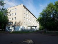 Набережные Челны, Шадрина переулок, дом 5. больница