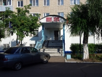 Naberezhnye Chelny, Shadrin alley, house 6. Apartment house