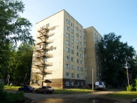 Набережные Челны, Есенина переулок, дом 1А. многоквартирный дом