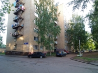 neighbour house: alley. Esenin, house 1Б. Apartment house