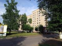 Набережные Челны, Есенина переулок, дом 3А. многоквартирный дом