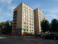 neighbour house: alley. Esenin, house 3Б. Apartment house