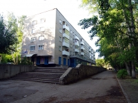 Naberezhnye Chelny, Esenin alley, house 4. Apartment house