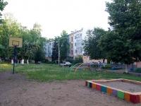Naberezhnye Chelny, Komsomolskaya naberezhnaya st, house 2. Apartment house
