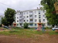 Набережные Челны, улица Комсомольская Набережная, дом 4. многоквартирный дом