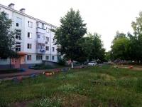 Naberezhnye Chelny, Komsomolskaya naberezhnaya st, house 4. Apartment house