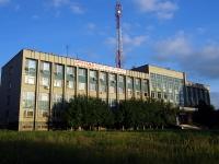 Набережные Челны, улица Комсомольская Набережная, дом 6. офисное здание