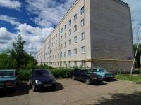 Набережные Челны, улица Комсомольская Набережная, дом 26. многоквартирный дом
