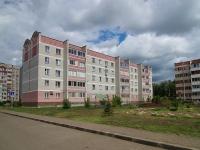 Набережные Челны, улица Комсомольская Набережная, дом 35. многоквартирный дом