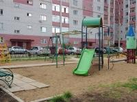 Набережные Челны, улица Комсомольская Набережная, дом 42. многоквартирный дом