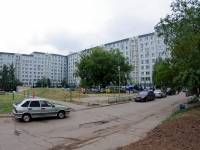Naberezhnye Chelny, Yamashev blvd, house 2. Apartment house