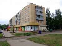 Набережные Челны, Ямашева бульвар, дом 3. многоквартирный дом