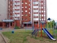 Naberezhnye Chelny, Yamashev blvd, 房屋 12А. 公寓楼