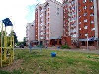 Naberezhnye Chelny, Yamashev blvd, house 12. Apartment house