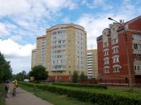 neighbour house: blvd. Yamashev, house 18. Apartment house