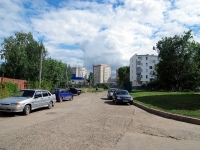 Naberezhnye Chelny, Yamashev blvd, house 20. Apartment house