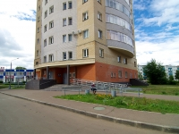 Naberezhnye Chelny, Yamashev blvd, house 22. Apartment house
