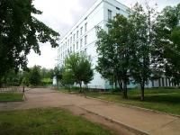 соседний дом: б-р. Ямашева, дом 33. академия ИНЭКА, Камская государственная инженерно-экономическая академия