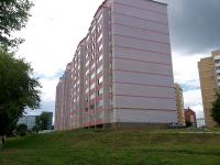 Naberezhnye Chelny, Yamashev blvd, house 34. Apartment house