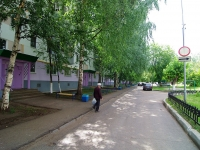 Naberezhnye Chelny, Yamashev blvd, house 35. Apartment house
