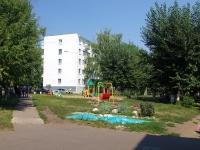 Набережные Челны, улица Батенчука, дом 8. многоквартирный дом