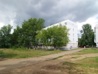 Naberezhnye Chelny, Batenchuk st, house 16. Apartment house