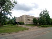 Набережные Челны, улица Батенчука, дом 17. школа искусств