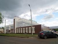"""Naberezhnye Chelny, 银行 """"АК БАРС"""", Batenchuk st, 房屋 18"""