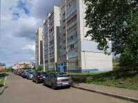 Naberezhnye Chelny, Batenchuk st, house 25А. Apartment house
