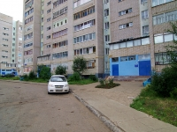 Naberezhnye Chelny, Batenchuk st, house 25. Apartment house