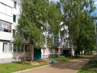 Naberezhnye Chelny, Komarov st, house 6. Apartment house