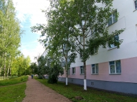 Naberezhnye Chelny, Komarov st, house 6. Apartment house