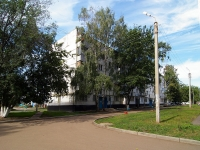 Naberezhnye Chelny, Komarov st, house 8. Apartment house