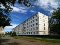 Набережные Челны, улица Комарова, дом 8. многоквартирный дом