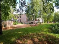 neighbour house: st. Komarov, house 10. nursery school №23, Светлячок