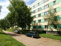 Naberezhnye Chelny, Komarov st, house 11. Apartment house