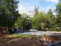 Набережные Челны, улица Комарова, дом 13. многоквартирный дом
