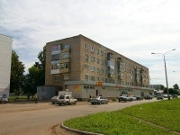 Naberezhnye Chelny, Komarov st, house 14. Apartment house