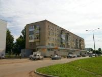 Набережные Челны, улица Комарова, дом 14. многоквартирный дом