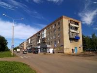Набережные Челны, улица Комарова, дом 16. многоквартирный дом