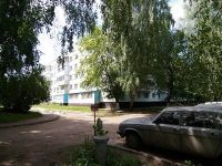 Naberezhnye Chelny, Komarov st, house 17. Apartment house