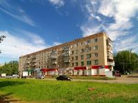Набережные Челны, улица Комарова, дом 18. многоквартирный дом