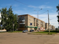 Naberezhnye Chelny, Komarov st, house 18. Apartment house